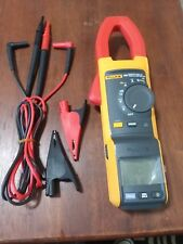 Fluke 381 Remote Display True-RMS AC/DC Clamp Meter with iFlex, Great!