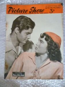 1952 PICTURE SHOW-Louis Jourdan, Jean Peter in ANNE OF THE INDIES, 16 Feb