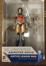 DC Universe Collectibles Wonder Woman Justice League War Animated Movie NEW