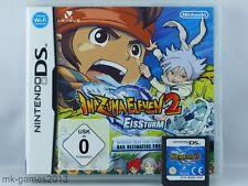 Inazuma Eleven 2: Eissturm für Nintendo DS/Lite/XL/3DS - OVP - Guter Zustand