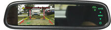"Boyo Vtm43Tc 4.3"" Mirror Monitor with Temp. & Compass"