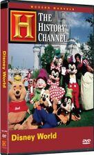 HISTORY CHANNEL MODERN MARVELS WALT DISNEY WORLD DVD