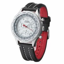 DeTomaso Firenze Chronograph Silver Dial Leather Sl1624c-ch