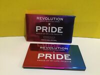 Revolution Makeup Pride Proud Of My Life Palette Unseald Authentic As pictures