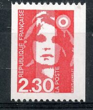 STAMP / TIMBRE FRANCE NEUF N° 2628 ** MARIANNE DU BICENTENAIRE / ROULETTE
