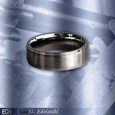 Modeschmuck-Ringe aus Edelstahl ohne Stein