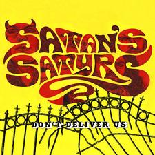 SATAN'S SATYRS - Don't Deliver Us (NEW*US PROTO METAL*W.GENERAL*PENTAGRAM)