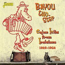 BAYOU TWO-STEP (THE TEXAS MELODY BOYS, NATHAN ABSHIRE, JOE FALCON, ) 2 CD NEW+
