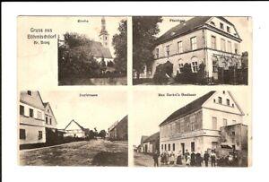 Ansichtskarte Böhmischdorf, Brieg, Czeska Wies, Gross Jenkwitz, Breslau