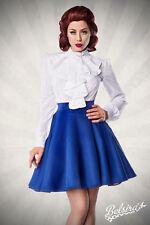 Unifarbene schwingende Damenröcke für Mini