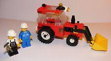 1990 LEGO Classic Town Soil Scooper 1876 COMPLETE + BONUS