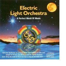 E.l.O. - A Perfect World Of Music JET RECORDS CD