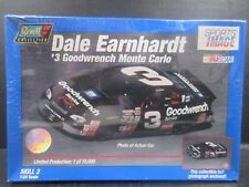 Revell Goodwrench Monte Carlo #3 Dale Earnhardt stock car Model Kit