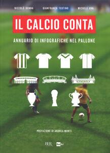 Il Calcio Conta. Annuario Di Infografiche Nel Pallone Niccolo Donna Bur Biblio