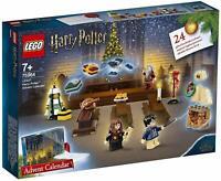NEW Lego 75964 Harry Potter 2019 Advent Calendar 7 Minifigures, Micro Hogwarts