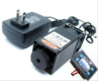 PWM/TTL 450nm 8W Blue Laser Engraving Module/Focusable Etcher Laser/Gift Goggles