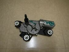 2005 05 Mazda 3 Rear windshield  wiper motor hatchback htchbck OEM