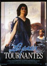 affiche du film PORTES TOURNANTES (LES) 120x160 cm