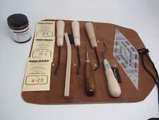 Dem Bart Starter Checkering Tools Venier Oil Gauge Jointer RAMELSON USA