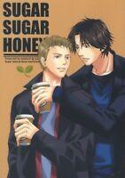 Supernatural Soft YAOI Doujinshi ( Sam x Dean ) SUGAR SUGAR HONEY, Weekend