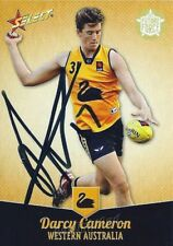 ✺Signed✺ 2013 SYDNEY SWANS AFL Card DARCY CAMERON Future Force