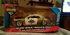JADA BADGE CITY HEAT 2008 DODGE CHALLENGER SRT8 1:24