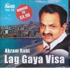 AKRAM RAHI - LAG GAYA VISA - BRAND NEW SOUNDTRACK CD