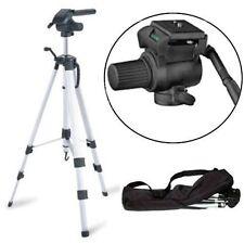 Trépied Aluminium Telescopique pour Appareil Photo Video TR360 170cm avec Sac