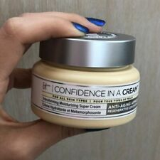 IT Cosmetics Confidence In A Cream Moisturizer 60 ML/ 2 Oz Transformi Hydrating