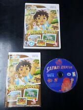 Go Diego Go! Safari Rescue Wii Ntsc Usa