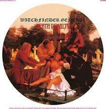 Witchfinder General - Death Penalty Neu 30.5cm Picture-Disc