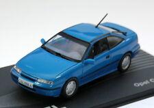 Opel Calibra Sportcoupé - Modell Bj. 1994-1997, M. 1:43, blaumetallic
