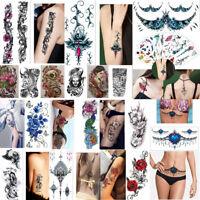 Waterproof Temporary Tattoo Transfer Inspired Tattoo Stickers Fashion Body Art