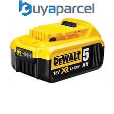 Dewalt DCB184 18v 5.0Ah Batería LI-ION XR Gama Iones de Litio Genuino 5 Amp