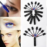 3D Fiber Eye Lashes Mascara Eyelash Extension Long SH Makeup Curling Waterp Y1U3