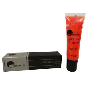 GloMinerals gloDazzle Lip Glaze - Tiger Lily 0.41 oz