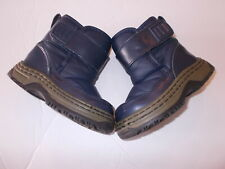Circo Boy's Toddler/Infant Size 6 Blue Lined Snow Boots