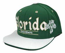 Florida Panthers Reebok NHL Hockey St. Patrick's Snapback Adjustable Cap Hat
