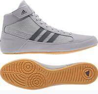 Adidas HVC 2 Adult Men's Wrestling Shoes AC7502 Onyx Gray  NEW!