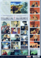 Fullmetal Alchemist Sticker Decal Ed Edward Elric Movic Metallic 23 Seal Set