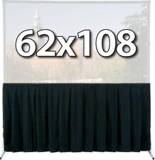 DA-LITE 36727 - SKIRT DRAPERY FOR 62x108 FAST-FOLD DELUXE SCREEN SYSTEM