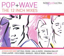 Pop & Wave : The 12-inch Mixes (5 CD)