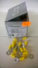 Phonocar 4/600 Terminale a Occhiello per Cavo Audio  da 0,6 mm 30 Pezzi