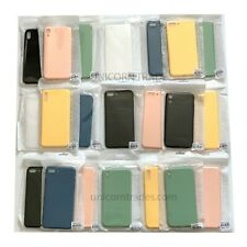 Wholesale iPhone Case Slim Matte Semi Flexible Sleek Design bulk Lot by UNICORN