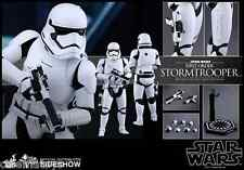 STAR WARS Force Awakens EP.VII First Orden Stormtrooper Figure Hot Toys SIDESHOW