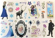 Brand New Frozen Elsa Anna Olaf Temporary Tattoos - Great for Parties GC063