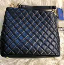 Markese Crossbody Leather Bag, Black, Florence, Italy