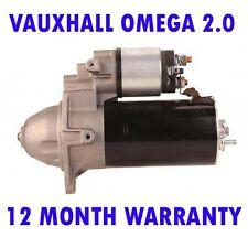 Vauxhall omega 2.0 2.2 1998 1999 2000 2001 2002 2003 starter motor