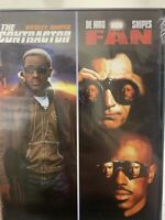 The Contractor / The Fan - Wesley Snipes (DVD, 2020) NEW, Sealed