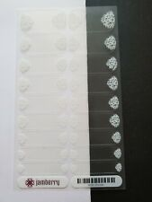 Jamberry nail wraps full sheet - Rowdie